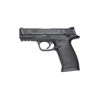 Smith & Wesson M&P45 4in 45 Acp Black Melonite Black Polymer White Dot 10+1rd