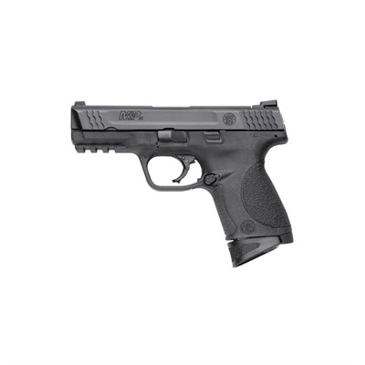 Smith & Wesson M&P45c 4in 45 Acp Black Melonite Black Polymer White Dot 8+1rd