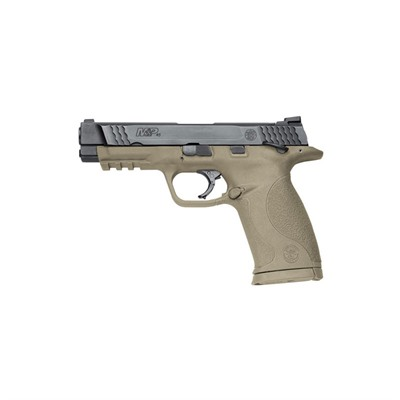 Smith & Wesson M&P45 4.5in 45 Acp Black Melonite Fde Novak Lo-Mount Carry 10+1rd