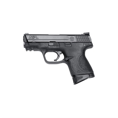 Smith & Wesson M&P40c 3.5in 40 S&W Melonite Polymer Novak Lo-Mount Carry 10+1rd