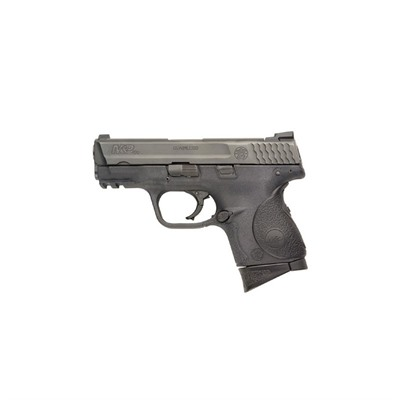 Smith & Wesson M&P40c W/ Lasergrips 3.5in 40 S&W Black Melonite 10+1rd