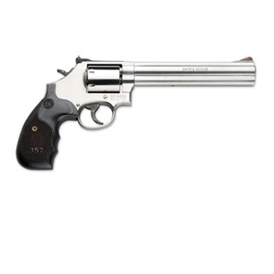 Smith & Wesson 686 3 5 7 Magnum Series Handgun 357magnum 38 Special 7in 7 150855 686 3 5 7 Mag Hndgn 357 Mag 38spcl 7in 7 Ss 150855