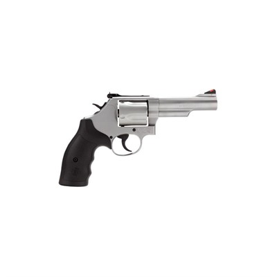 Image of Smith & Wesson 69 4.25in 44 Magnum Glass Bead Stainless 5+1rd