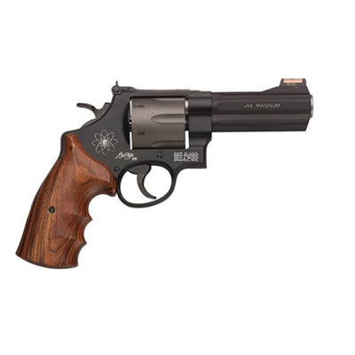 Smith & Wesson 329pd Handgun 44 Magnum | 44 Special 4in 6 163414 - 329pd Hndgn 44 Mag | 44 Spcl 4in 6 Mat Blck 163414