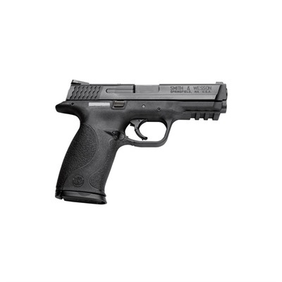 Smith & Wesson M&P9 4.25in 9mm Matte Black 17+1rd