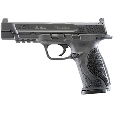 Smith & Wesson M&P40 Core Handgun 40 S&W 5in 15+1 178059 - M&P40 Core Hndgn 40 S&W 5in 15+1 Blk Melonite 178059