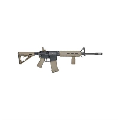M&p15 Moe Mid Fde 16in 5.56x45mm Nato Black Anodized 30+1rd.