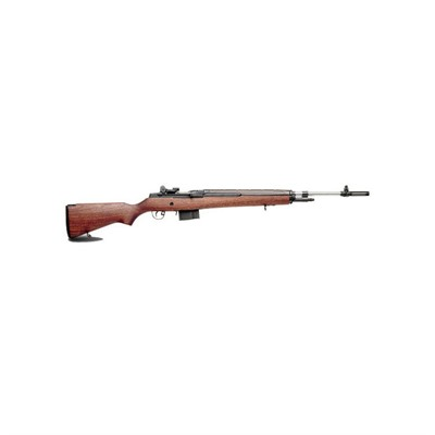 M1a Loaded 22in 308 Win Stainless Wood Aperture Sights 10+1rd.