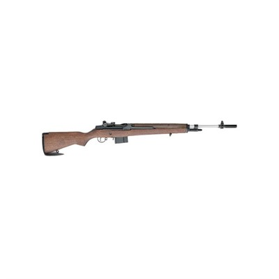 Springfield Armory M1a National Match 22in 308 Winchester Stainless 10+1rd