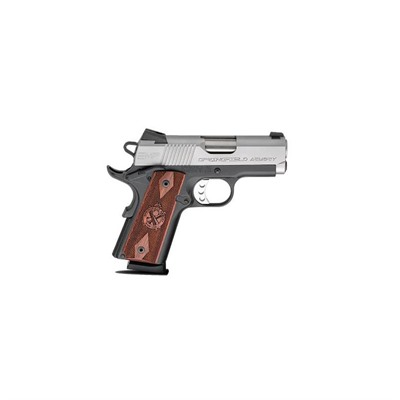 Springfield Armory 1911 A1 Emp Compact Lw Ca 3in 9mm Stainless 9 1rd 1911 A1 Emp Compact Lw Ca 3in 9mm Stainless 9 1 USA & Canada