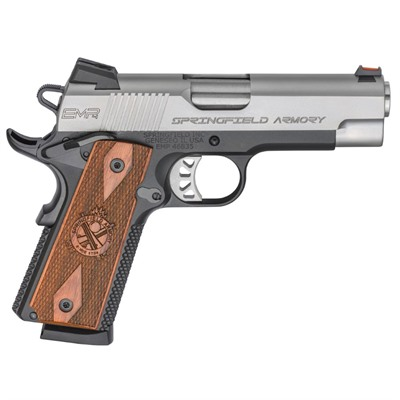Springfield Armory 1911 A1 Emp Champion 3in 40 S&W Stainless 8 1rd 1911 A1 Emp Champion 3in 40 S&W Stainless 8 1