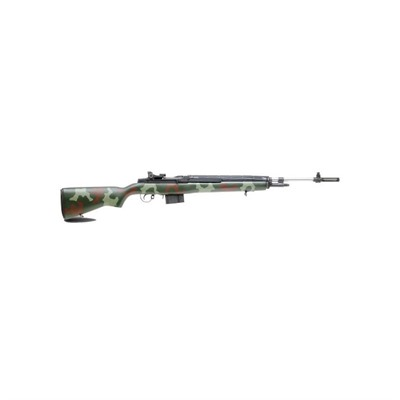 Springfield Armory M1a Super Match 22in 308 Winchester Stainless Camo 10+1rd
