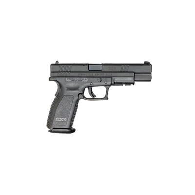 Springfield Armory Xd Tactical Essentials Package 5in 40 S&W Black 10+1rd