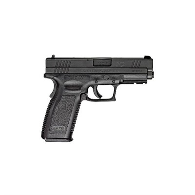 Springfield Armory Xd Service 4in 45 Acp Black 10 1rd Xd Service 4in 45 Acp Black 10 1