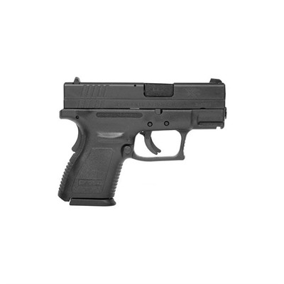 Springfield Armory Xd Sub-Compact Bi-Tone Ess Pkg 3in 40 S&W Stainless 9+1rd