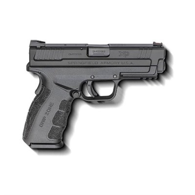 Springfield Armory Xd Mod.2 4in 9mm Black 10+1rd