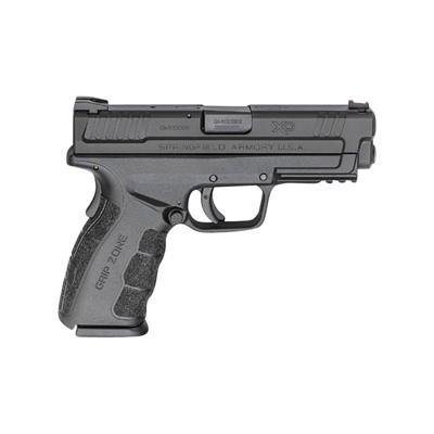 Springfield Armory Xd Mod.2 4in 40 S&W Black 10+1rd