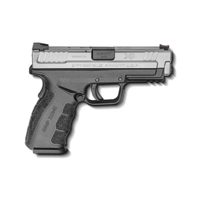 Springfield Armory Xd Mod.2 4in 9mm Stainless 10 1rd Xd Mod.2 4in 9mm Stainless 10 1