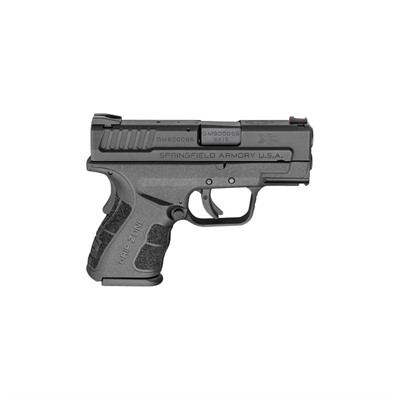 Springfield Armory Xd Mod.2 Sub-Compact 3in 9mm Black 3 Dot Fixed 13+1rd