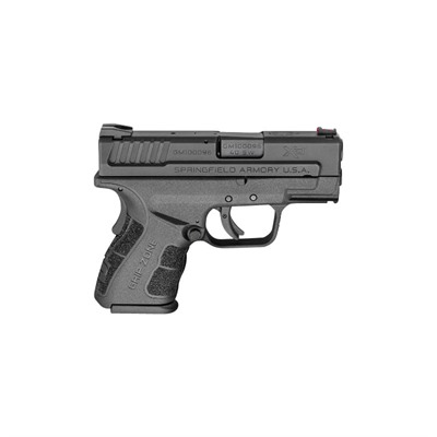 Springfield Armory Xd Mod.2 Sub-Compact 3in 40 S&W Black 9+1rd