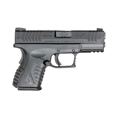 Springfield Armory Xd(M) Compact 3.8in 45 Acp Black 10 1rd Xd(M) Compact 3.8in 45 Acp Black 10 1