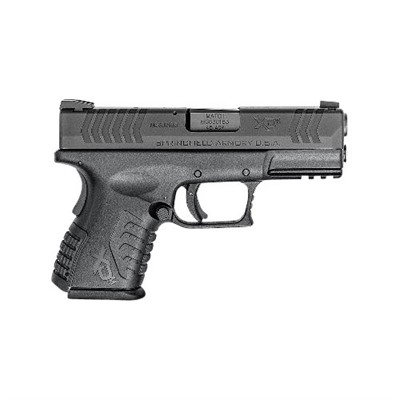 Springfield Armory Xd(M) Compact 3.8in 45 Acp Black 13+1rd