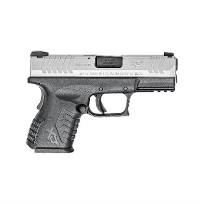Springfield Armory Xd(M) Compact 3.8in 45 Acp Stainless 13+1rd