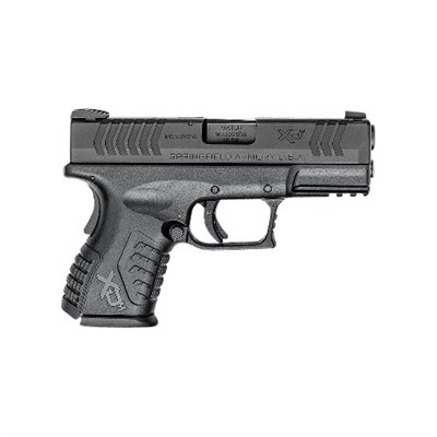 Springfield Armory Xd(M) Compact 3.8in 40 S&W Black 16+1rd