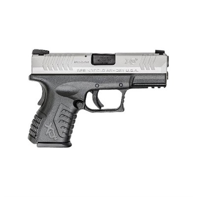 Springfield Armory Xd(M) Compact 3.8in 40 S&W Stainless 16+1rd