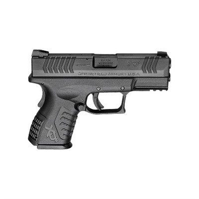 Springfield Armory Xd(M) Compact 3.8in 9mm Black 19+1rd