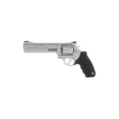 Taurus - 444 Raging Bull 6.5in 44 Magnum Matte Stainless 6RD