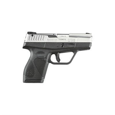 Taurus 709fss 3.2in 9mm Stainless 7+1rd