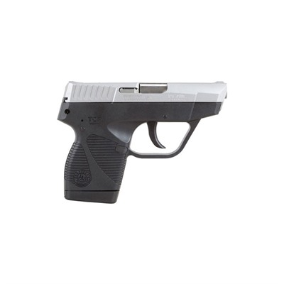 Taurus 738 Tcp 3.3in 380 Auto Stainless Black Polymer Fixed 6+1rd