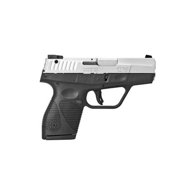 Image of Taurus 740fss 3.2in 40 S&W Stainless 6+1rd
