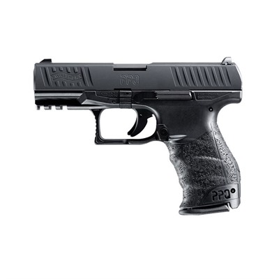 Walther Arms Inc Ppqm1 4in 9mm Black 15+1rd