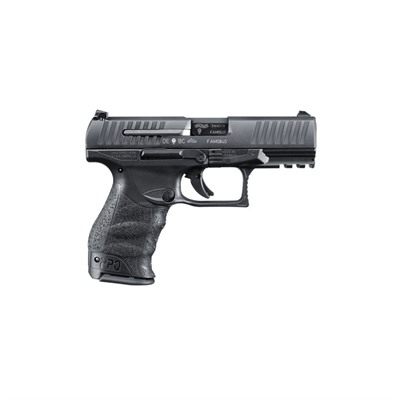 Walther Arms Inc 100-405-052 Ppqm2 4in 9mm Black 15+1rd