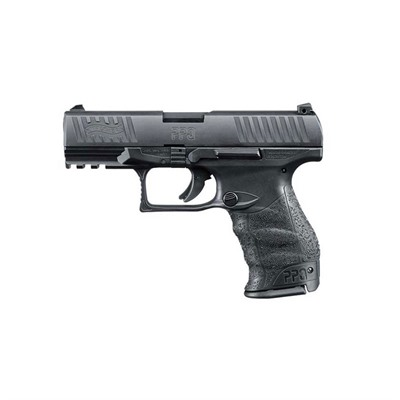 Walther Arms Inc Ppqm2 4in 9mm Black 10+1rd