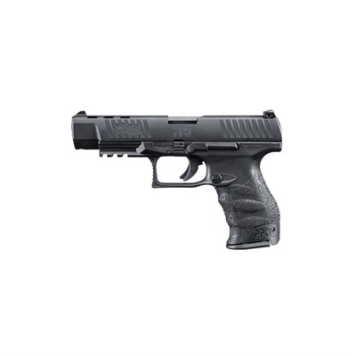 Walther Arms Inc Ppqm2 5in 40 S&W Black 12+1rd