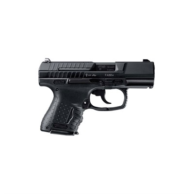 Walther Arms Inc P99as Compact 3.5in 9mm Blue 10+1rd