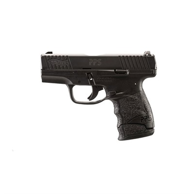 Walther Arms Inc Pps M2 3.18in 9mm Black 7+1rd