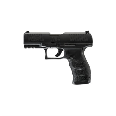 Walther Arms Inc Ppqm2 4.25in 45 Acp Black 12+1rd