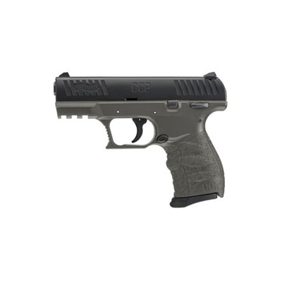 Walther Arms Inc Ccp 3.54in 9mm Grey 8+1rd