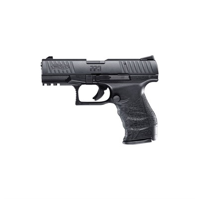 Walther Arms Inc Ppqm2 4in 22 Lr Matte Black 12+1rd