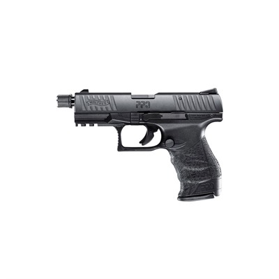Walther Arms Inc Ppqm2 4.6in 22 Lr Matte Black 12+1rd