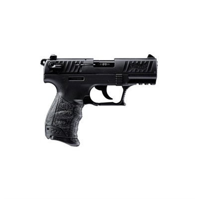 Walther Arms Inc P22 M2 3.42in 22 Lr Black 10+1rd