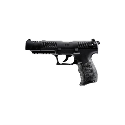Walther Arms Inc P22 Target Ca 5in 22 Lr Black 10+1rd