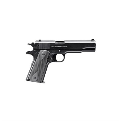 Colt Government 1911 A1 5in 22 Lr Matte Rubber 3 Dot Fixed 12+1rd.