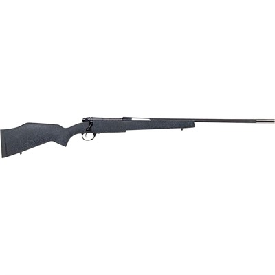 Weatherby Inc. Mark V Accumark 28in 338 Lapua Blue 3+1rd