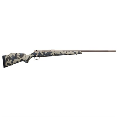 Weatherby Inc. Mark V Arroyo 26in 257 Weatherby Magnum Cerakote 3+1rd