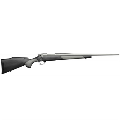 Vanguard Weatherguard 24in 257 Weatherby Mag Tactical Gray 3+1rd.